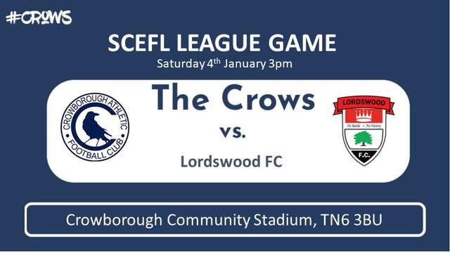 Crows take on Lordsword