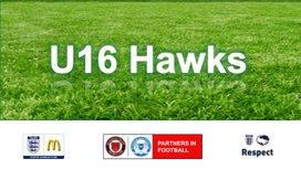 U16 Hawks