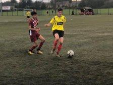 U15United V Norwich City FC