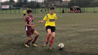 U15United V Norwich City FC