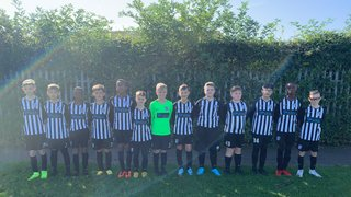 Corby Town Youth WhiteU13