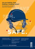 Cricket Helmets - Guidance from ECB