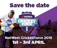 Natwest cricket Force