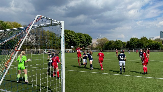 MATCH REPORT: Millwall Lionesses 4-2 Aylesford