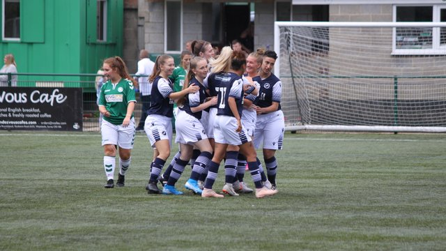 Whyteleafe 3 - 6 Millwall Lionesses