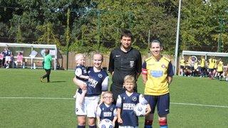 Millwall Lionesses 12 - 0 Hoddesdon Town Owls LFC