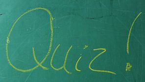 Get your quiz on at NRFC 7:30pm Friday 20/9