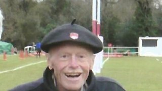 We are sad to report the passing of a much loved London Welsh Supporter
