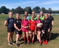 Historic first for girls at London Welsh!