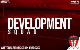 U21 Development Squad taking shape ahead of the new season