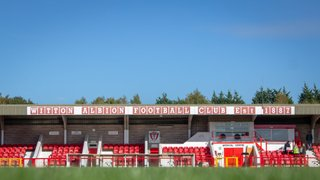 New look for the Witton Albion website