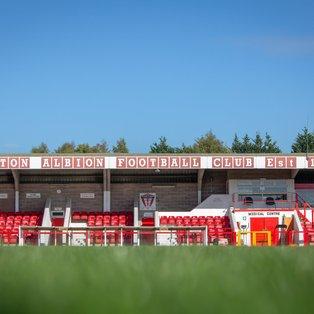 Witton Albion 2-0 Basford United
