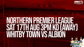 Whitby Town admission details