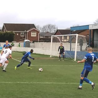 Albion suffer narrow defeat at Radcliffe