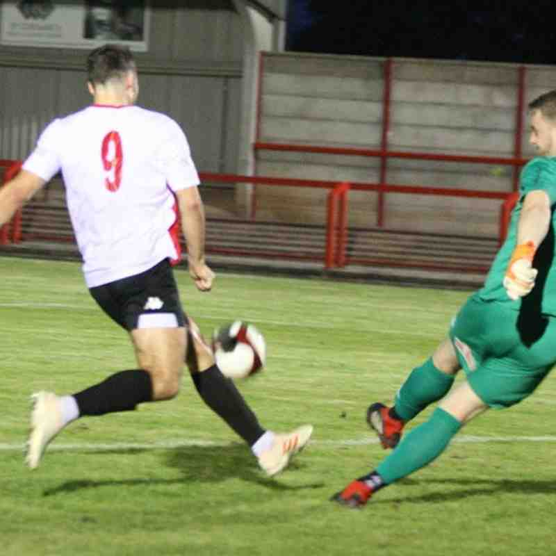 Witton Albion v Southport 11/8/20 by Karl Brooks Photography & Keith Clayton