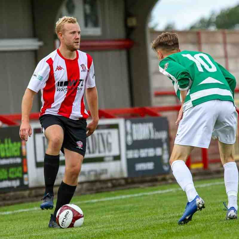 Witton Albion vs Northwich Victoria 22/8/20 - by Karl Brooks Photography
