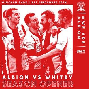 Witton Albion 0-2 Whitby Town