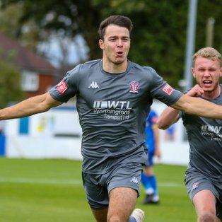 Radcliffe 1-4 Witton Albion