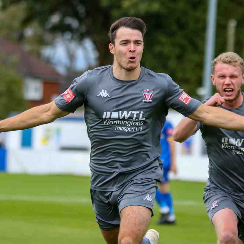 Radcliffe v Witton Albion (26/9/20) by Karl Brooks Photography