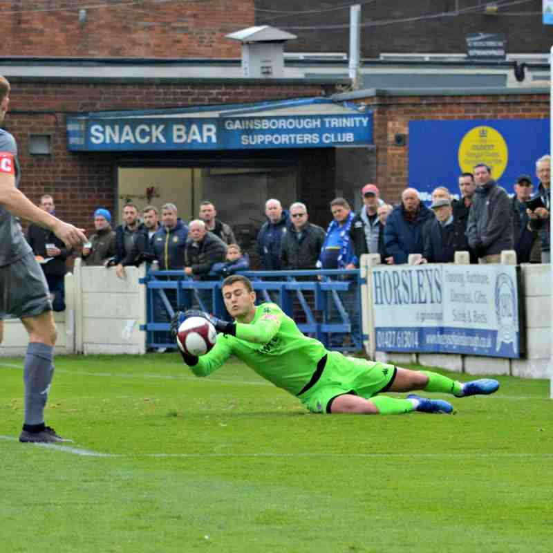 Gainsborough v Witton Albion - by Kate Simmonds Photography (17/10/20)