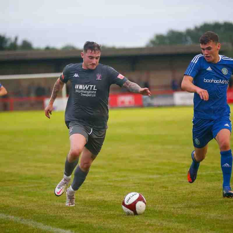 Witton vs Macclesfield 6.7.21 by Karl Brooks Photography