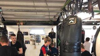 Salvesen 2007 Blues - Fitness Friday @ Clovenstone Boxing Gym