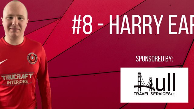 PLAYER SPONSORSHIP: Hull Travel Services to sponsor Harry Earl for the 2021/22 season!