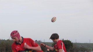 Larne U19's vs BallyClare U19's