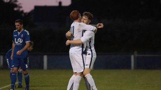 Armstrong bags two to help hornets secure 3 points