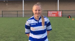Mollie Avery commits future to Oxford City