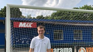 Luke Weir joins Oxford City as a media intern