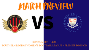 SRWFLP - Winchester City Flyers VS Oxford City WFC
