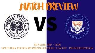 SRWFLP - Woodley United VS Oxford City WFC