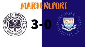 MATCH REPORT: Woodley United Ladies 3-0 Oxford City Women