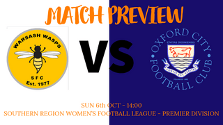 SRWFLP - Warsash Wasps Women vs Oxford City Women