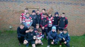 Under 12s win Darlington Festival