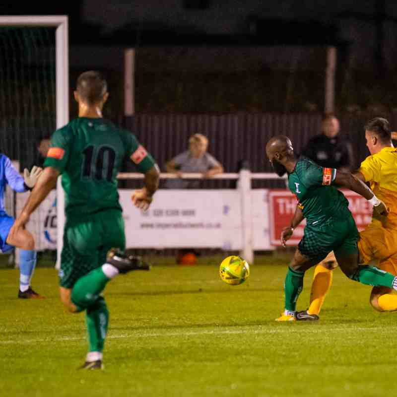 Millers v Burgess Hill Town FA Cup 23/9/20 photos Dave Cumberbatch