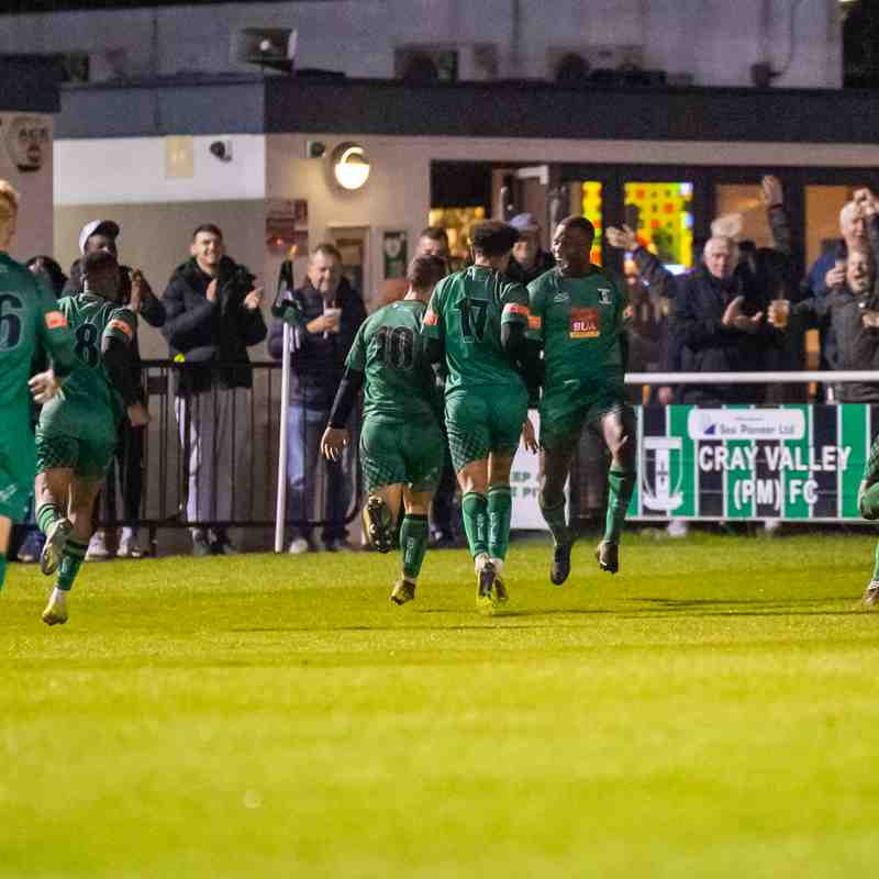 Millers v Aveley FA Cup 13/10/20 photos Dave Cumberbatch