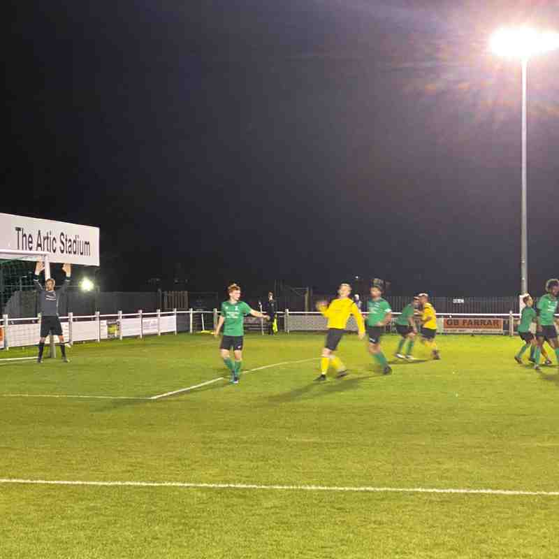 U23 Millers v Faversham Town