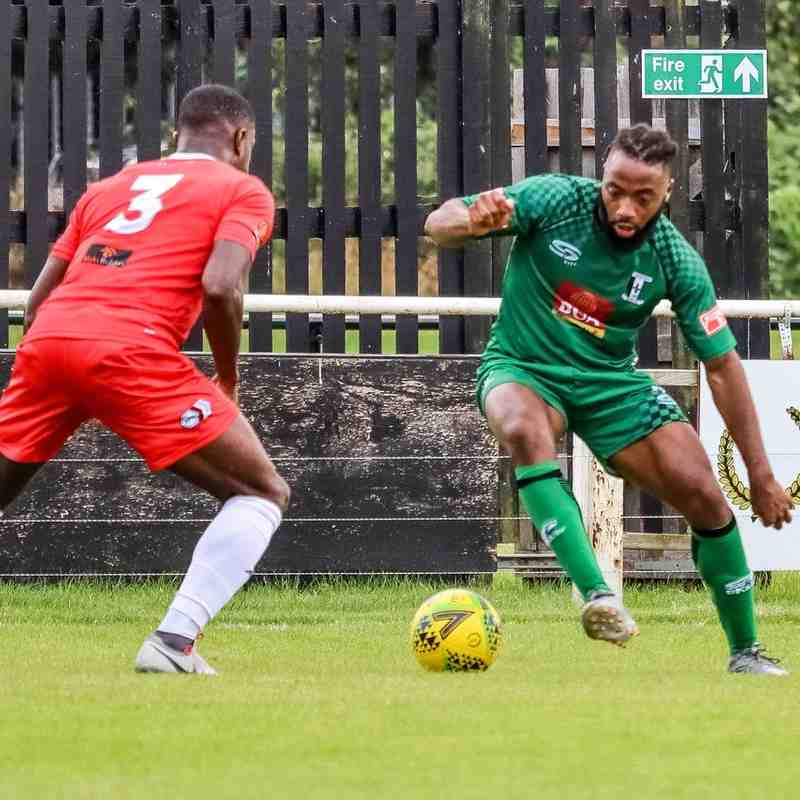 Millers v Welling Utd Friendly 31/7/21 photos Brownie Sports Photography