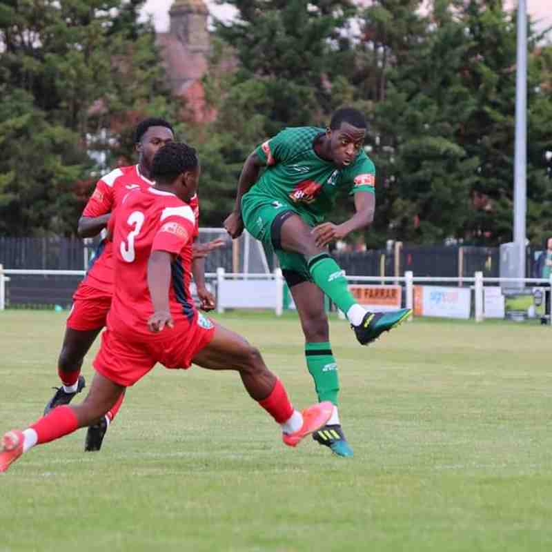 Millers v Leatherhead friendly 3/8/21 photos Brownie Sports Photography