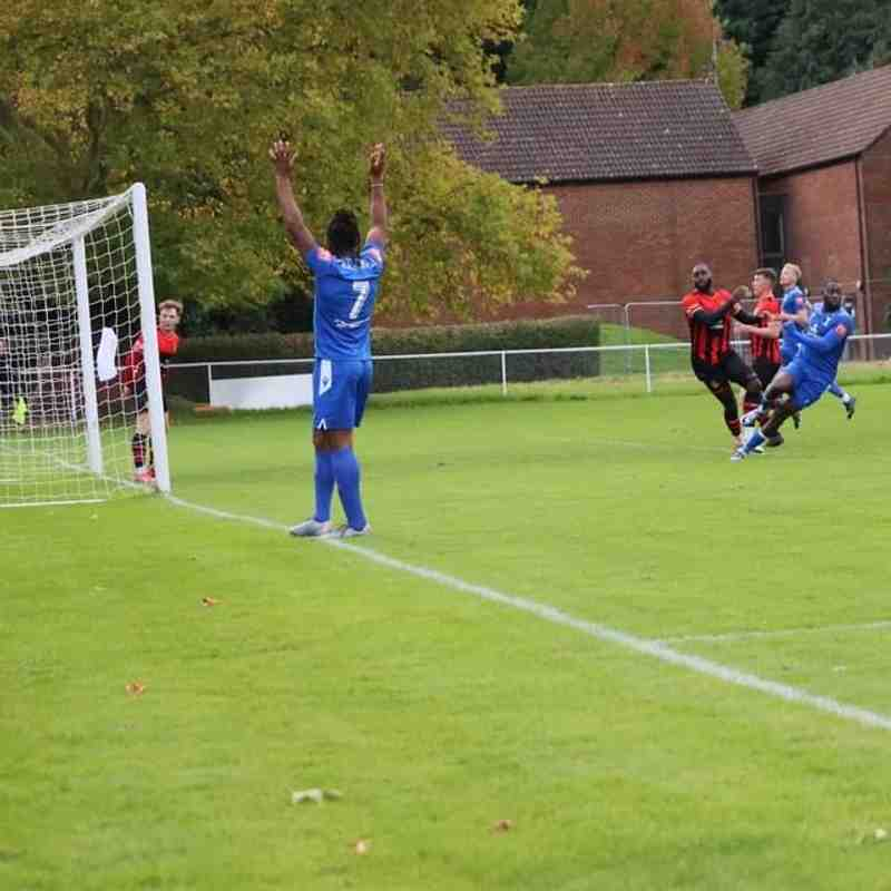 Sittingbourne v Millers 23/10/21 photos Brownie Sports Photography