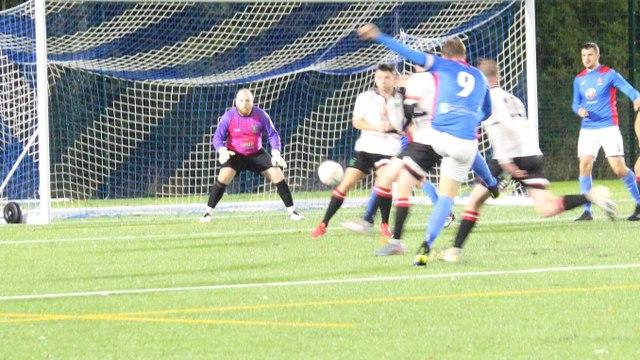 Second half goals down Glantraeth