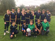 U16W Draw @ Home Vs Top of division 4 Ruislip Rangers