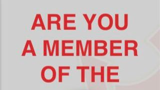 Are you a member of the Members Bar?