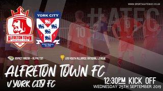 Wednesday: Development Team face York