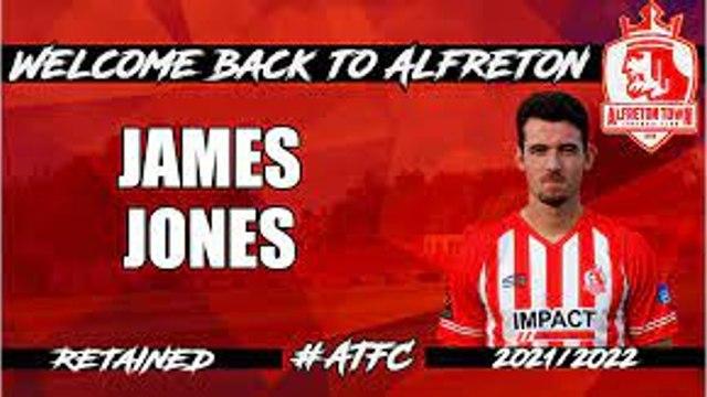 James Jones` loan at Hyde extended