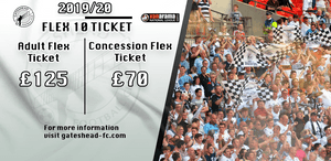 Flex 10 Ticket offer revealed