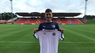 Greek youngster makes Heed move