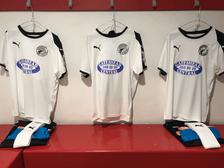 Gateshead Central confirmed as shirt sponsor